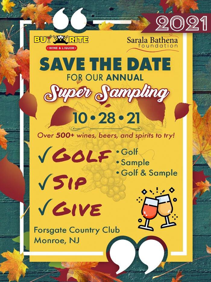 Annual Super Sampling 2021