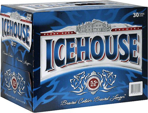 Icehouse 12 Oz Beer Cans
