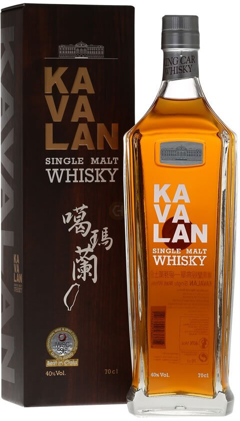 Kavalan Classical Single Malt Whisky Taiwan
