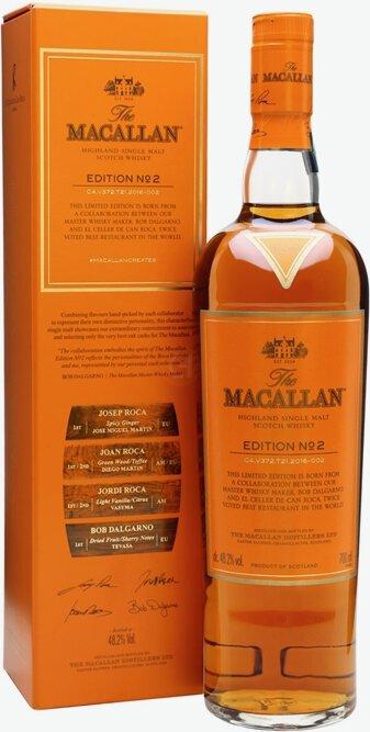 Macallan Malt Limited Edition 2