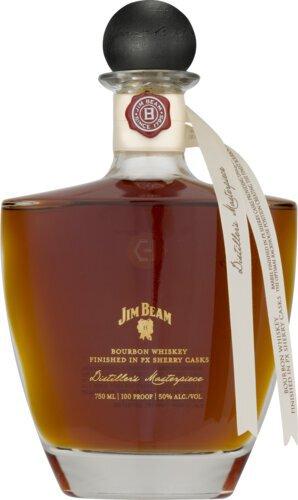 Jim Beam Distiller S Masterpiece Limited Edition 100pf Bourbon
