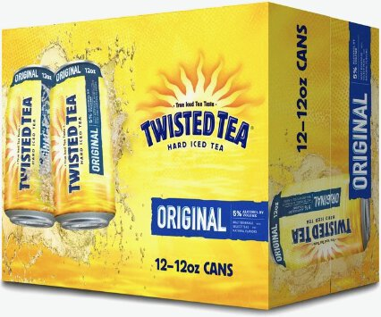 Twisted Tea Original 12pk 12oz Cans
