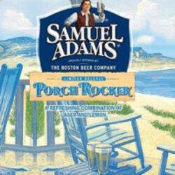 Surprising Sam Adams Bavarian Lager Porch Rocker Escape Route 12Pk Caraccident5 Cool Chair Designs And Ideas Caraccident5Info