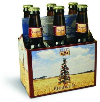 Anchor Steam Christmas Ale.Bells Christmas Ale 6pk 12oz Cans