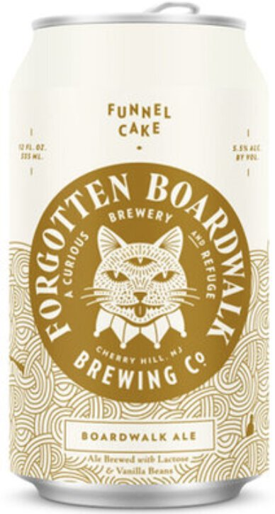 Forgotten Boardwalk Funnel Cake 6pk Cans