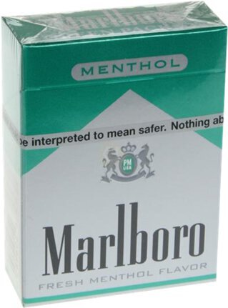 Marlboro 72 Menthol Box