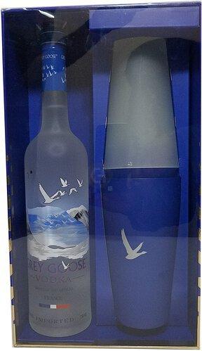 Grey Goose Vodka Gift Set