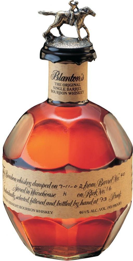 Blanton S Single Barrel Bourbon
