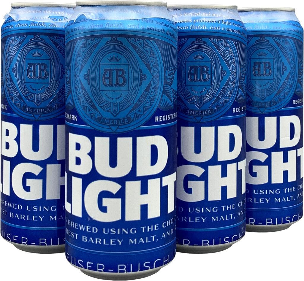 Bud Light 16oz Can