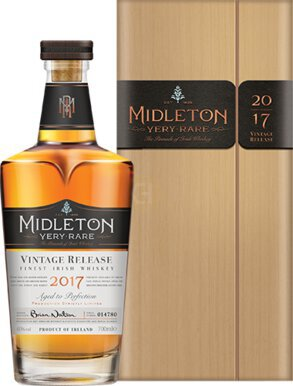 Midleton Very Rare Irish Whisky 2017 Vintage Release