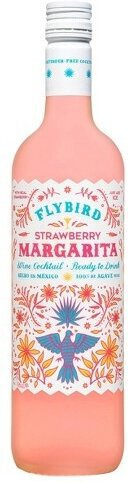 Flybird Strawberry Margarita